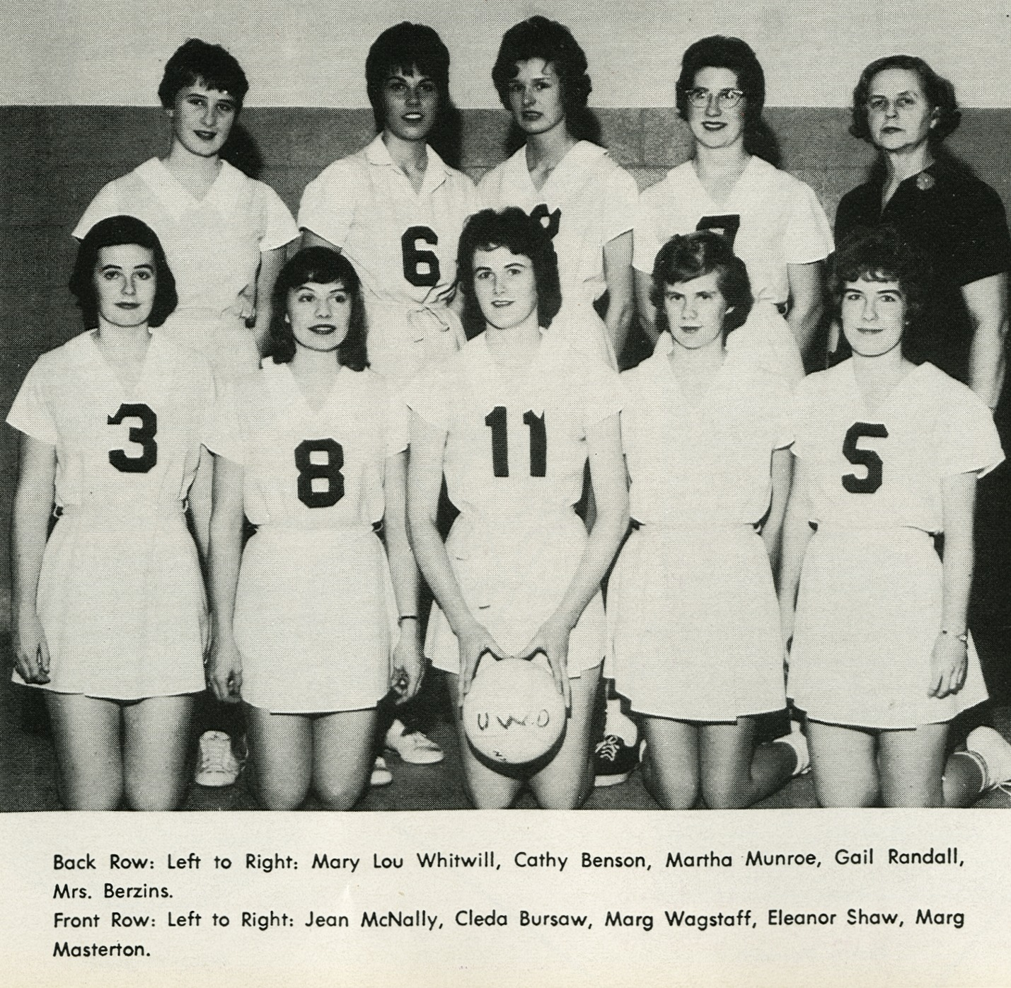 Women's Volleyball – John P. Metras Sports Museum